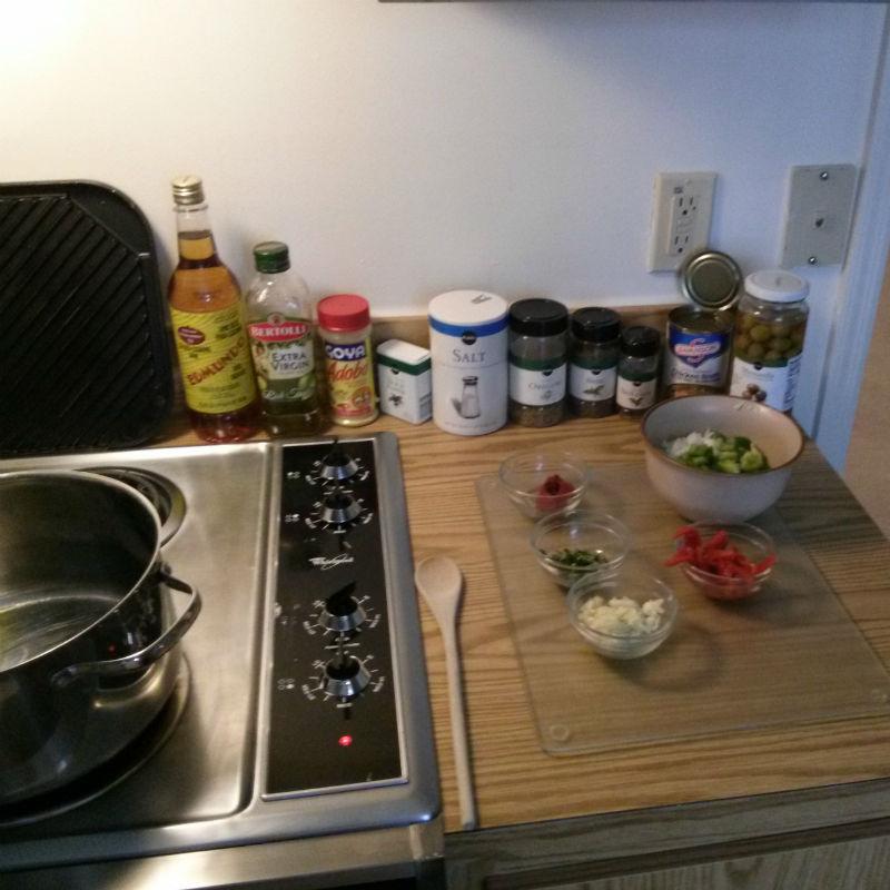 Frijoles Negros (Cuban Black Beans) ingredients