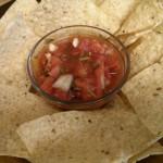 Danny's Tomato Salsa