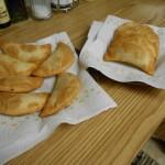 Fried Picadillo Empanadas