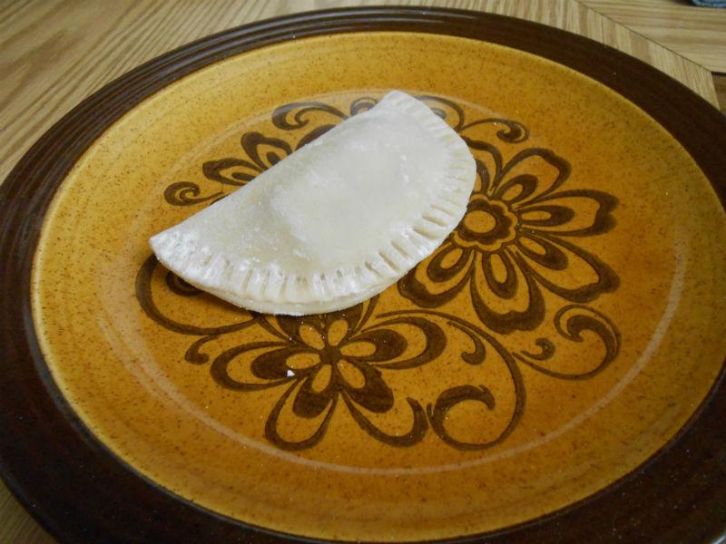 Folded Empanada