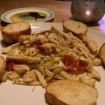 Pasta a la Greco