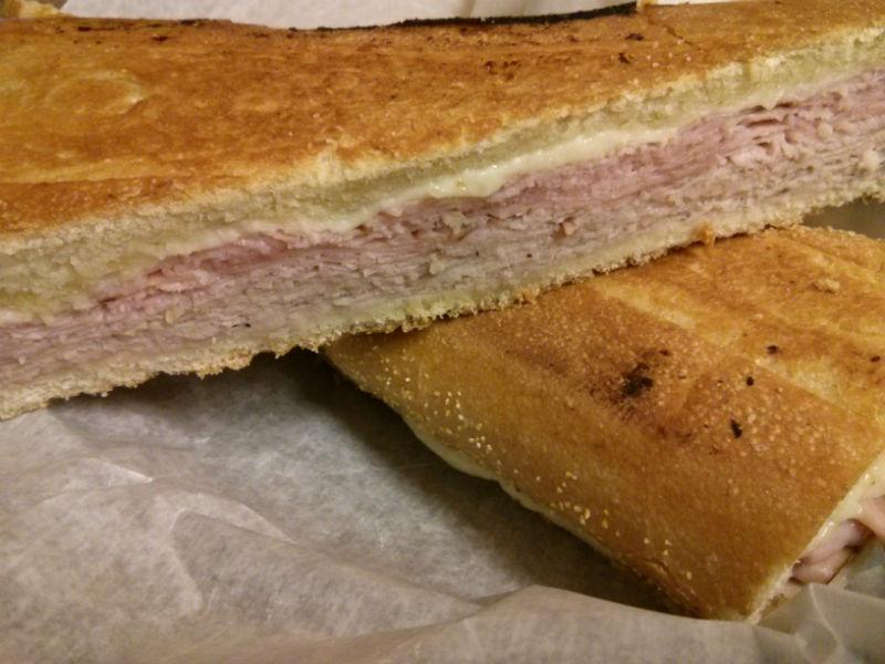 Miami-style Cuban Sandwich
