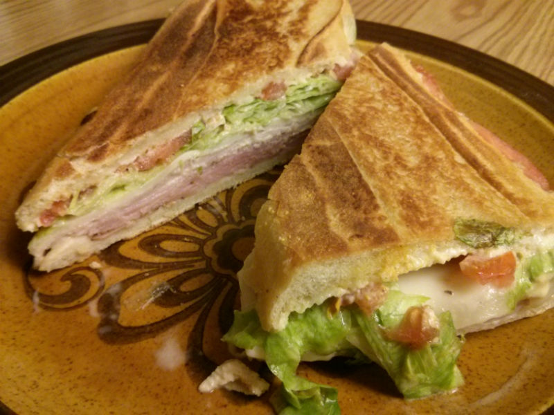West Tampa Cuban Sandwich