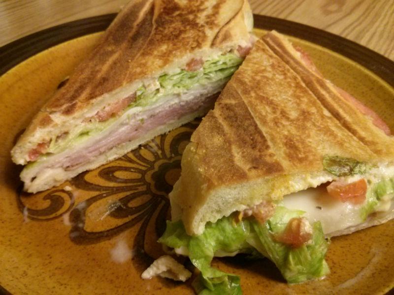 West Tampa Cuban Sandwich