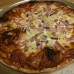 Hawaiian Barbecue Pizza