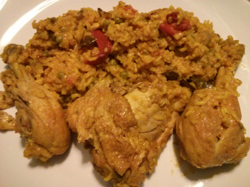 Cuban Chicken Legs Recipe — Dishmaps