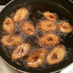 Plátanos Maduros Fritos (Fried Sweet Plantains)