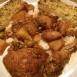 Fricase de Pollo (Chicken Fricasee)