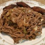 Ropa Vieja (Cuban Shredded Beef Stew)
