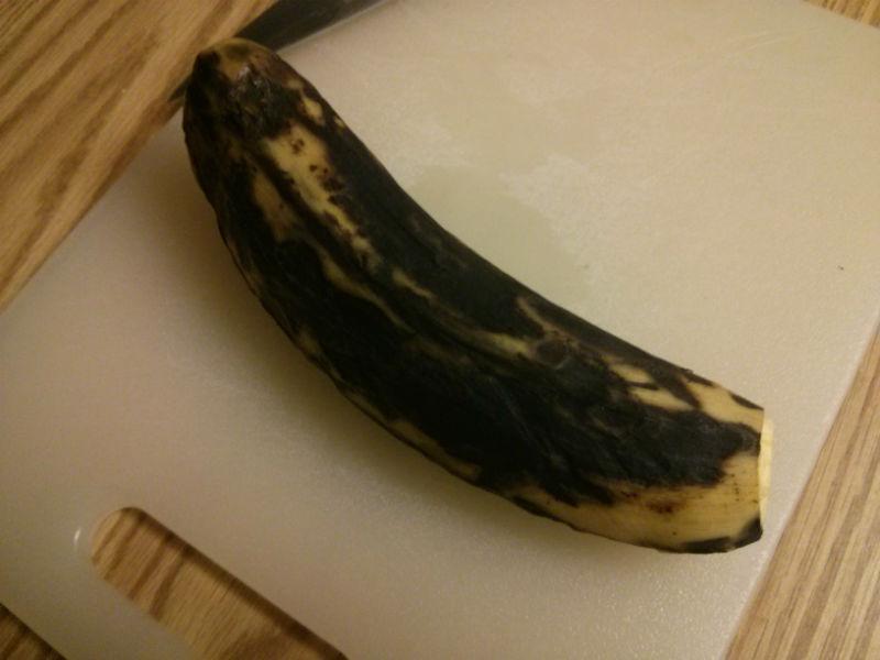 Plátano Maduro (Ripe Plantain)