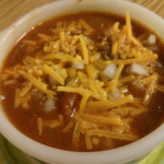 Rich and Meaty Chili