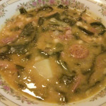 Cuban Caldo Gallego